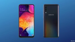 Мобильные телефоны - Samsung GALAXY A50, 0