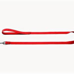 Поводки  - HUNTER SMART поводок для собак ECCO 10/110 нейлон красный , 0