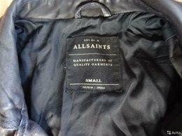Куртки - Allsaints куртка кожаная, 0