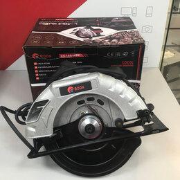 Дисковые пилы - Электрическая дисковая пила Edon CS-185-1650, 0