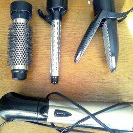 Фены и фен-щётки - Фен бытовой с насадками, 0