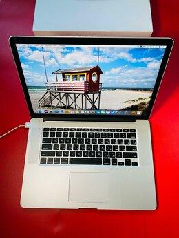 Ноутбуки - MacBook Pro 15 late 2013 i7 512 2gb 750M отличный , 0
