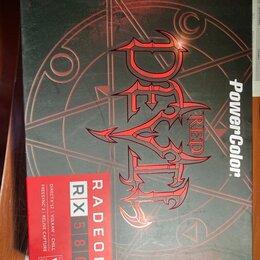 Видеокарты - radeon rx580 red devil 8gb, 0