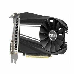 Видеокарты - Видеокарта Asus PCI-E PH-GTX1650-O4GD6-P, 0
