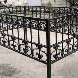 Ритуальные товары - Кованая оградка №32 - изготовим по вашим размерам, 0