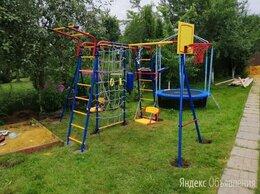 Игровые и спортивные комплексы и горки - Детская спортивная площадка «Лето», 0