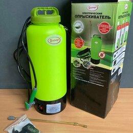 Электрические и бензиновые опрыскиватели - Опрыскиватель аккумуляторный Умница ЭО-10 , 0