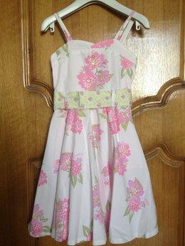 Платья и сарафаны - Платье-сарафан ф.Barbie 128 разм  , 0