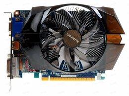 Видеокарты - Видеокарта GIGABYTE GeForce GTX 650, 0