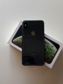 Мобильные телефоны - Новый iPhone XS MAX 512GB Space Gray, не…, 0