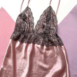 Домашняя одежда - Пеньюар ночная пижама, 0