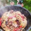 Печь с узбекским казаном по цене 4180₽ - Печи для казанов, фото 2