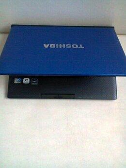 Ноутбуки - Toshiba NB505 рабочий диагональ 10.1, 0