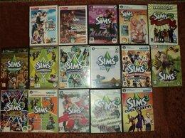 Игры для приставок и ПК - Игры The Sims и другие, 0