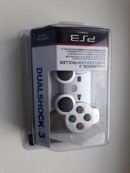 Игровые приставки - Беспроводные джойстики на Sony PlayStation 3, 0