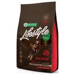 Корма  - Nature's Protection Dog Lifestyle Salmon 17 кг…, 0