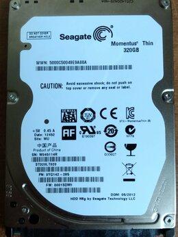 Внутренние жесткие диски - Жесткий диск Seagate Momentus 320 GB ST320LT020, 0