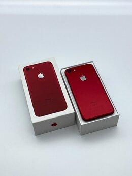 Мобильные телефоны - iPhone 7 128 Гб Красный, 0