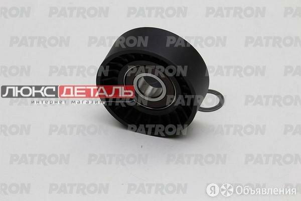 PATRON PT65083B Ролик натяжной поликлинового ремня без натяжного механизма с ... по цене 730₽ - Двигатель и комплектующие, фото 0