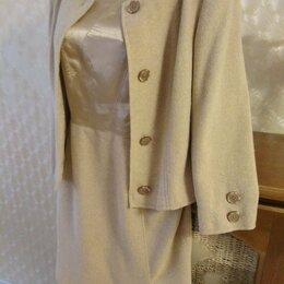 Платья - платье с пиджаком двойка , 0