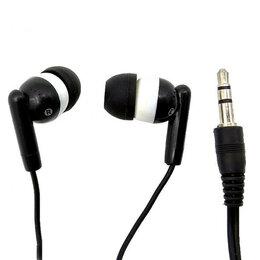 Наушники и Bluetooth-гарнитуры - Наушники вакуумные (пакет) OT-ERS12(S516), 0
