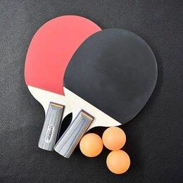 Ракетки - Набор для настольного тенниса, 0