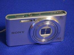 Фотоаппараты - Фотоаппарат Sony DSC-W830 silver, 0