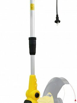 Триммеры - Электрический триммер GET-600 Huter, 0