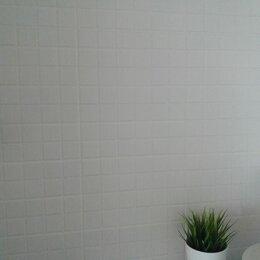 Керамическая плитка - кафельная плитка 100х300, глянцевая, белая, 0