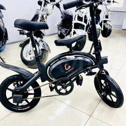 Велосипеды - Электровелосипед Kugoo V1 Jilong, 0