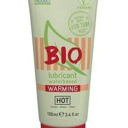 Косметика и гигиенические средства - Разогревающий интимный гель BIO Warming - 100 мл., 0