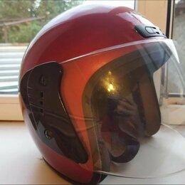 Мотоэкипировка - Шлем мотоциклетный , 0