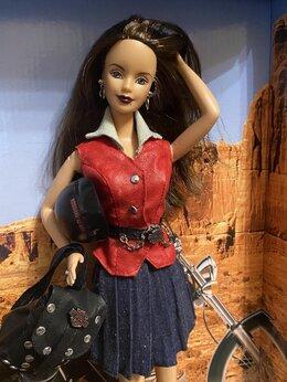 Куклы и пупсы - Барби/ Barbie Harley-Davidson, 0