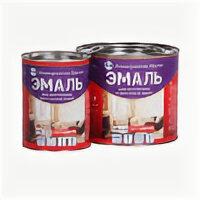 Эмали - ЛЕНИНГРАДСКИЕ КРАСКИ Эмаль ПФ-115 ОПТИМУМ (ГОСТ) шоколадная (0,9кг), 0