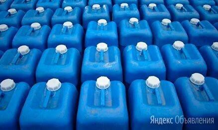 Кислота Ортофосфорная 85% по цене 110₽ - Промышленная химия и полимерные материалы, фото 0