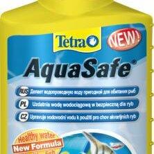 Инвентарь для обслуживания аквариумов - Tetra AquaSafe кондиционер для подготовки воды аквариума 50 мл, 0