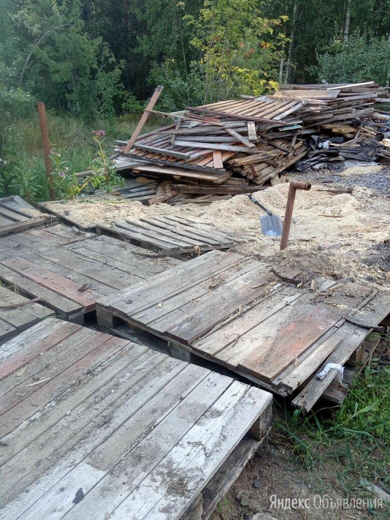 Доски с гвоздями  на дрова по цене даром - Дрова, фото 0