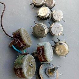 Радиодетали и электронные компоненты - Резисторы, 0