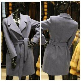 Пальто - новое пальто шерсть демисезон 44, 0