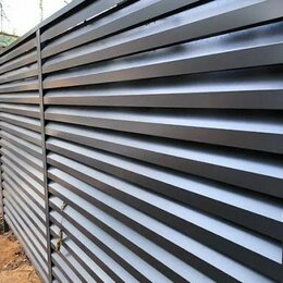Заборы, ворота и элементы - Забор,жалюзи, 0