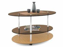 Столы и столики - Стеклянный журнальный столик от производителя, 0
