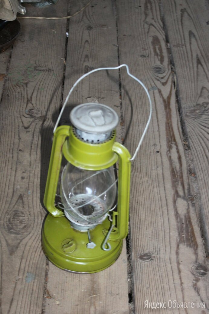лампа керосиновая  по цене 700₽ - Настольные лампы и светильники, фото 0
