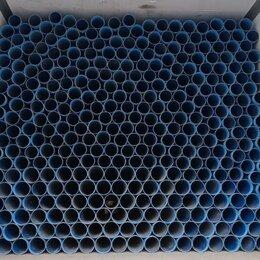 Водопроводные трубы и фитинги - Обсадная труба нПВХ D140мм, 0