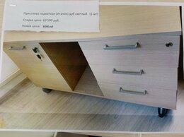 Мебель для учреждений - Приставка подкатная (Италия) дуб светлый, 0