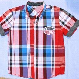 Рубашки - Рубашка летняя. рост 128, 0