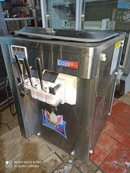 Прочее оборудование - Фризер для мягкого мороженого cooleq IF-3, 0