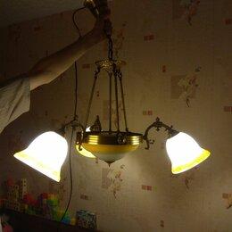 Люстры и потолочные светильники - Люстра подвесная (760 мм / 6 кг), 0