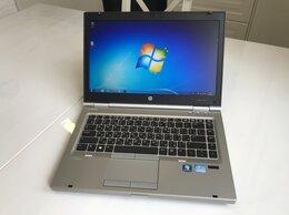 Ноутбуки - Ноутбук HP EliteBook 8470p i5/SSD/4-8GB, 0