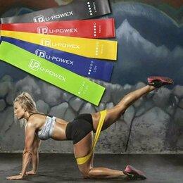 Эспандеры и кистевые тренажеры - Набор фитнес резинок, 0