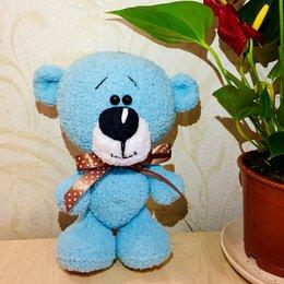 Мягкие игрушки - Игрушка вязанная Тедди, 0